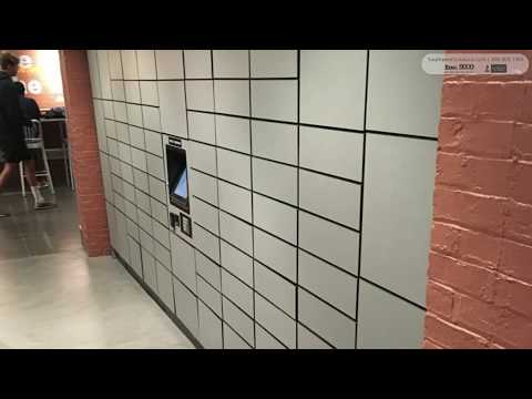 Princeton Univ Mail Services Package Lockers Announcement