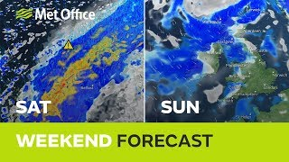 Weekend weather - Is summer over? 29/08/19