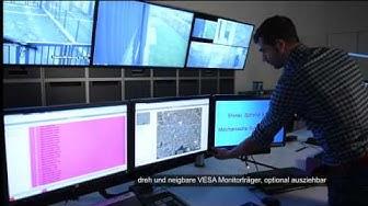 Neue Sicherheitszentrale eines führenden Technologiekonzerns in München