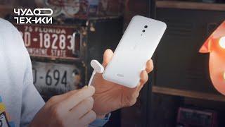 Обзор Vivo APEX — смартфон без отверстий