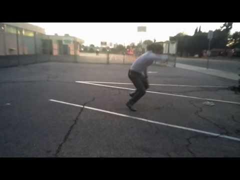 AjA Dance Freestyle | Beginners Falafel by Flying Lotus