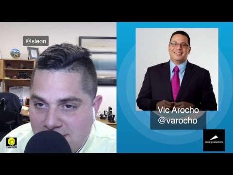 #MarchMadness Prediction w/Vic Arocho @varocho | Sports Cast
