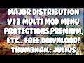 ✅[GTA IV/1.07/PS3] MD V13 (Multi Menu,Protection,Premium Options,Etc..) [+FREE DOWNLOAD!✅