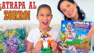 Atrapa al  Zorro | AnaNana Toys