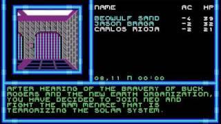 Buck Rogers: Countdown To Doomsday Amiga version