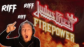 Judas Priest - Firepower Reaction:  THE INSANITY CONTINUES!