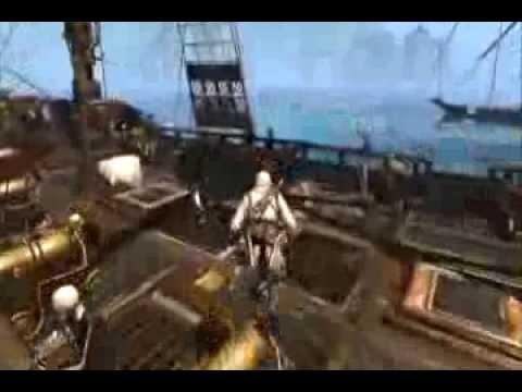 Assassin's Creed IV Skeleton Crew