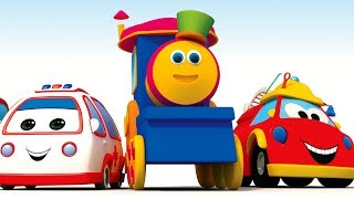 Bob The Train Cartoon Shows | Nursery Rhyme Videos