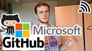 Microsoft УБЬЕТ GitHub? ●) АЙТИШНИК