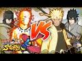 "NARUTO SHIPPUDEN: Ultimate Ninja STORM 4 | BM Naruto & Sasuke ""The Last"" VS Rikudou Naruto & Sasuke"