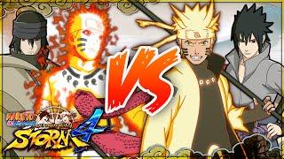 NARUTO SHIPPUDEN: Ultimate Ninja STORM 4 | BM Naruto & Sasuke