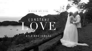 """Misibis Bay Wedding of Ayla and Jomarc """"Constant Love"""""""