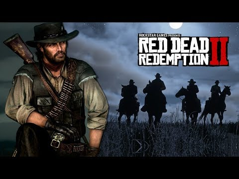 Red Dead Redemption 2 - Everything We Know! Story, Gameplay, Characters & More! (2017 Breakdown)
