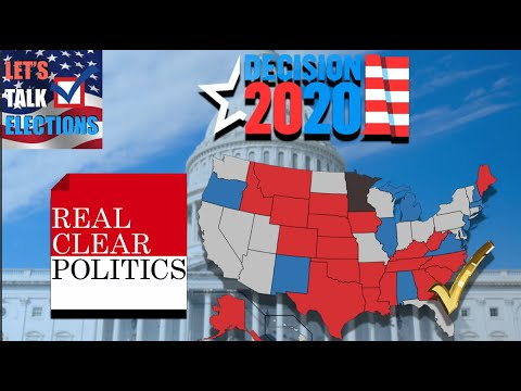 The 2020 Senate Elections Based On Polling Data