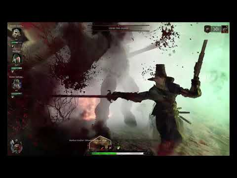 Warhammer: Vermintide 2 - Winds of Magic - Dark Omens Full Gameplay (NO Commentary) |