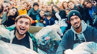 ON NETTOIE PARIS AVEC DES ABONNÉS (CleanWalk)
