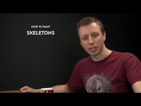 WHTV Tip of the day - Skeletons.