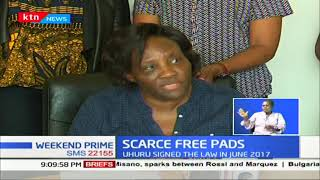 Scarce free pads: Girls struggling to be in school, Kenya women medics fault government
