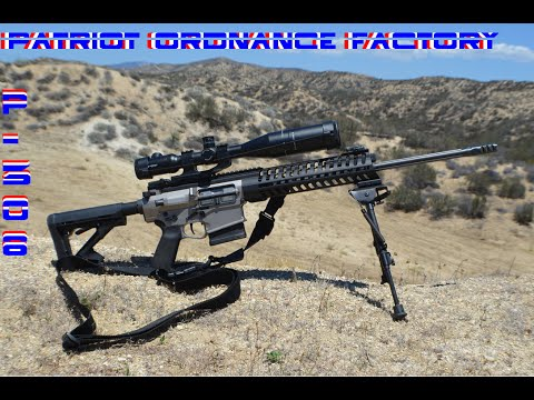 First Shots Fired - POF P308 Edge from YouTube · Duration:  4 minutes 4 seconds