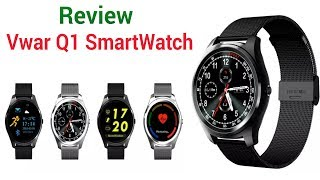 Review: Vwar Q1 SmartWatch