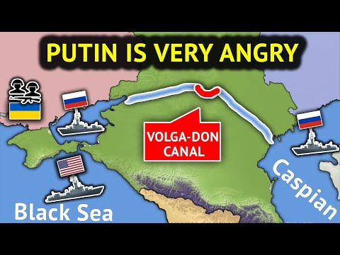 Russia is Sending Warships from Caspian to Black Sea for isolating Ukraine