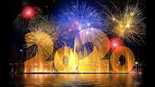 HAPPY NEW YEAR 2020 - 2020 YENİ YIL KUTLAMASI SYDNEY, TURKEY, USA, Eng