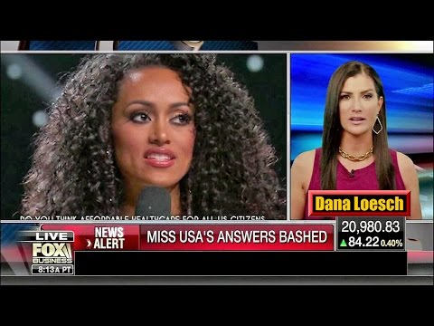 Dana Loesch Sounds Off While Defending Miss USA
