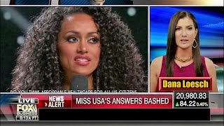 Dana Loesch Sounds Off While Defending Miss USA's Answers