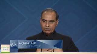 Consul General of Pakistan at Ahmadiyya Muslim Convention Canada 2015