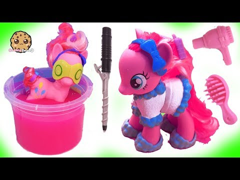 My Little Pony Slime Bath , Spa Day Salon - Cookie Swirl C T