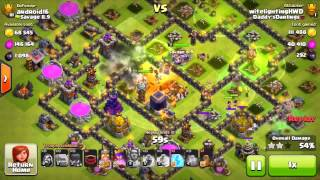 Clash of Clans #Starring the Worst Bases in Clash of Clans
