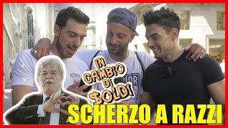 Scherzo Telefonico al senatore Antonio RAZZI - IN CAMBIO DI SOLDI EP.2 - theShow
