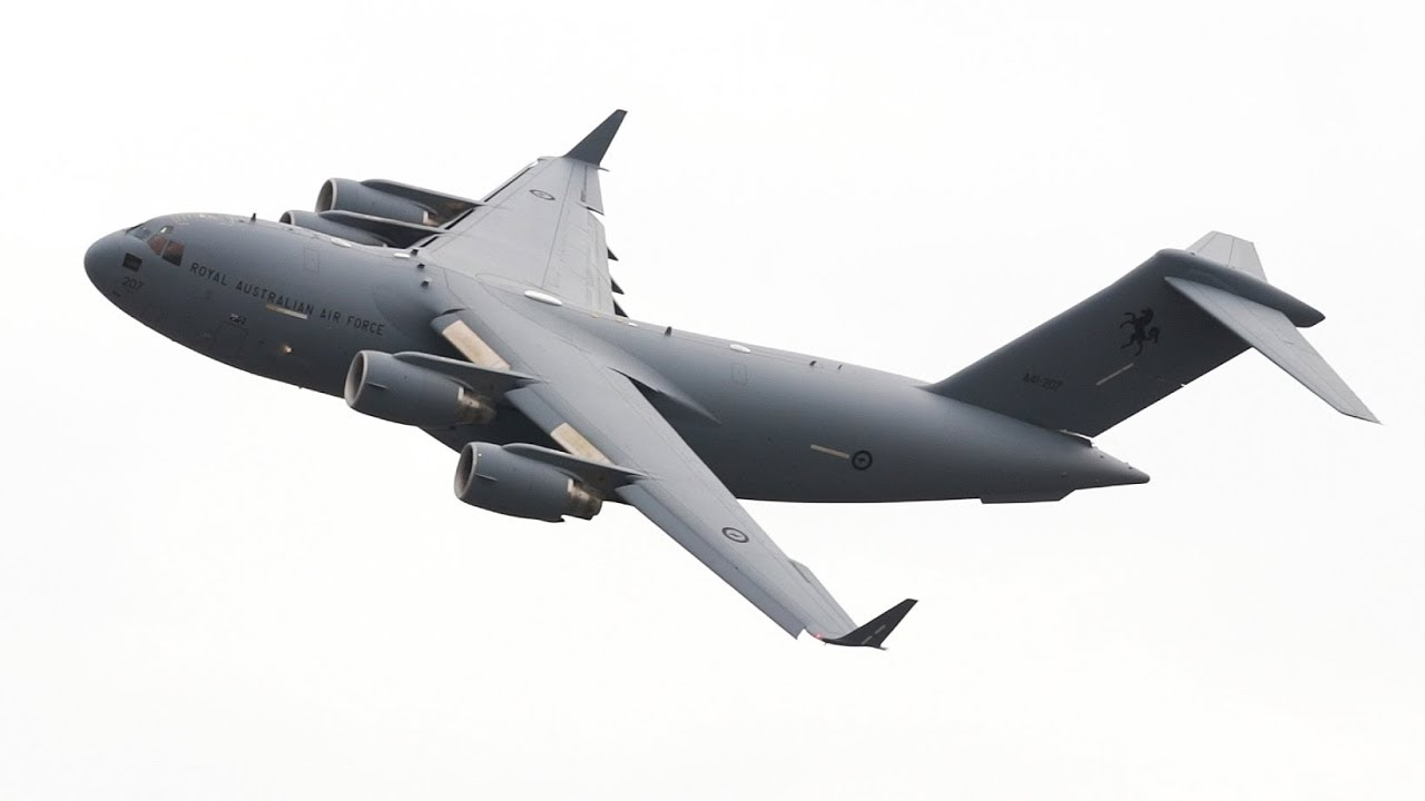 C 17A Globemaster III | Royal Australian Air Force