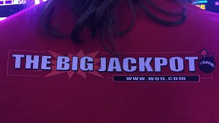 Back at the lodge casino for revenge!! | The Big Jackpot