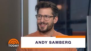Andy Samberg Talks About 'Brooklyn Nine-Nine,' Fatherhood, New Film | TODAY