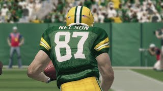 BEAUTIFUL Pick 6! How Did He Stay in Bounds? - Madden 25 Online Gameplay (Saints vs Packers)