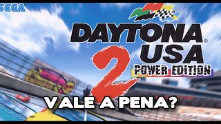 Vale a Pena? Daytona USA 2: Power Edition (Sega AM3) [ZeroQuatroMidia]