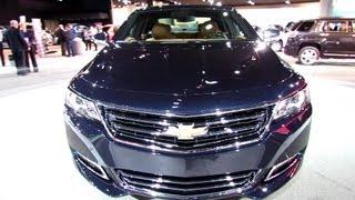 Chevrolet Urban Cool Impala Concept 2013 Videos