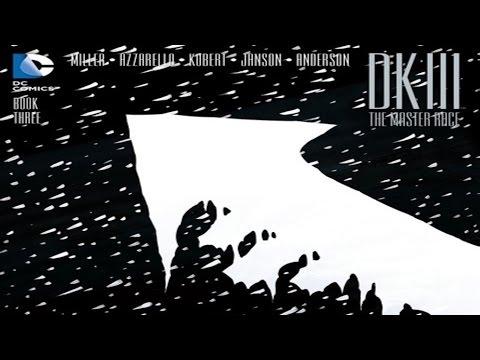 Dark Knight III   The Master Race  #3 p1