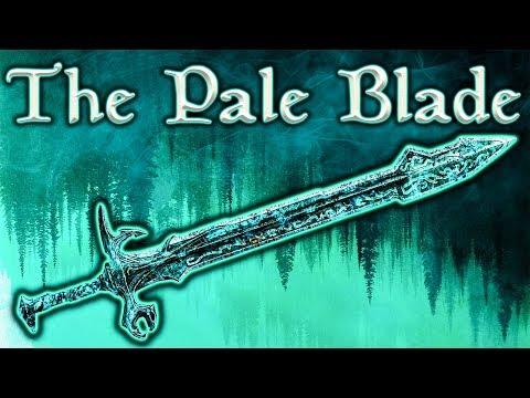 Skyrim SE - The Pale Blade - Unique Sword Guide