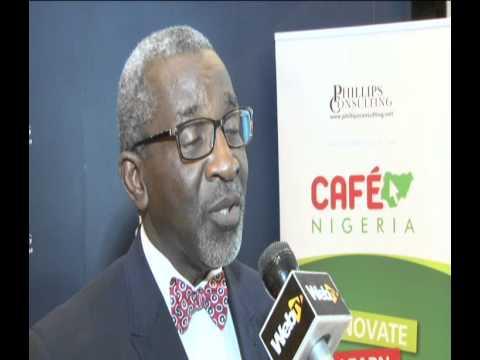 Cafe Nigeria 2015   Foluso Phillips