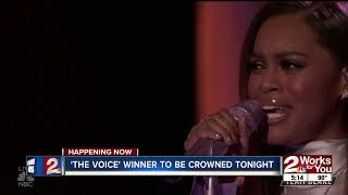 'The Voice' winner to be crowned tonight