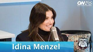 Idina Menzel Reveals How She Recruited Ariana Grande for Christmas Album | On Air With Ryan Seacrest