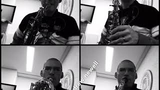 Ruby Red (Saxophone Quartet - AATB)
