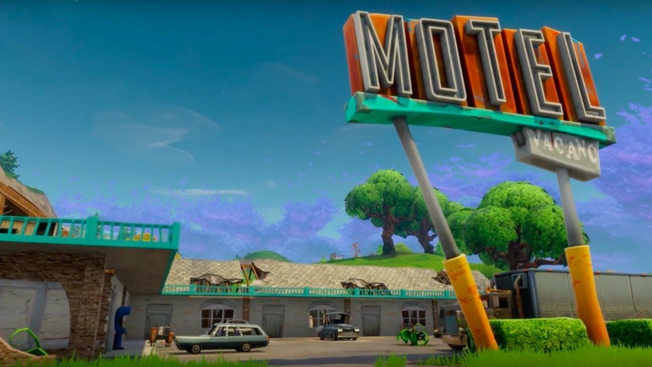 Motel Locations