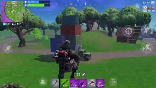 Fortnite Mobile = EASY DUBS (Broken Audio) ~ Skip to 10:20 for more action packed gameplay