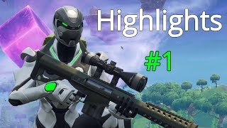 DON'T Give Me a Sniper in Fortnite - Avxry Stream Highlights #1