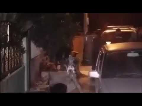 VIDEO pasukan forensik PDRM membawa keluar peti sejuk dipercayai mengandungi mayat Adam Rayqal