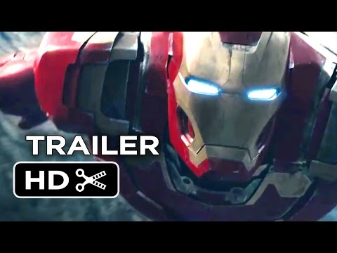Random Movie Pick - Avengers: Age of Ultron Official Extended Trailer (2015) - Avengers Sequel Movie HD YouTube Trailer
