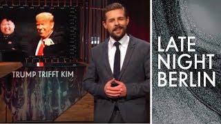 Kim Jong-Un trifft auf Donald Trump | Stand Up | Late Night Berlin | ProSieben - Late Night Berlin